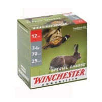 Winchester SPECIAL CHASSE 12CAL  34 GR