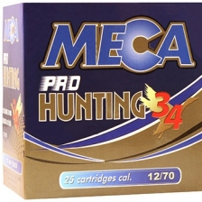 Me-ca PRO HUNTING 12cal 34gr